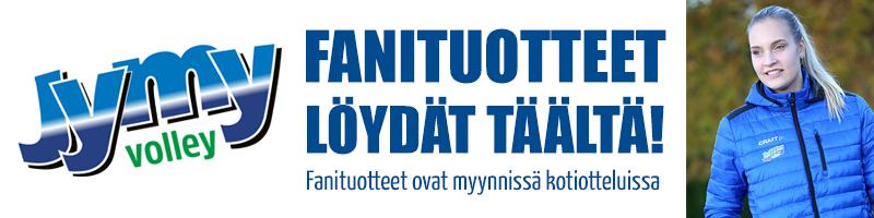 Fanituotteet | Jymy Volley