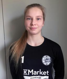 Noora Rasinperä - Nurmon Jymy