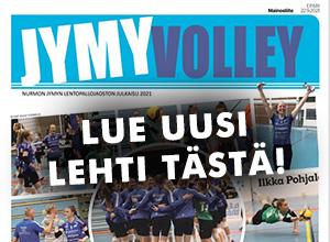 JymyVolley | Lehti